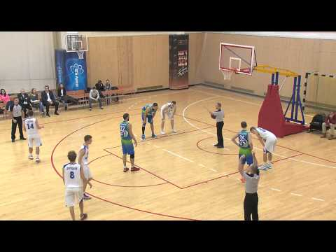 МГУ-БГАУ баскетбольный матч