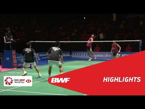 YONEX Swiss Open 2018 | Badminton MD - SF - Highlights | BWF 2018