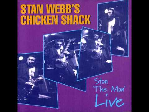 Chicken Shack-The Thrill Is Gone Live 1990