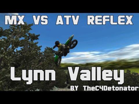 MX vs ATV Reflex  -{ ThrowBack }- Lynn Valley V2 Raceable