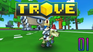 Trove excellent ! (FREE TO PLAY)