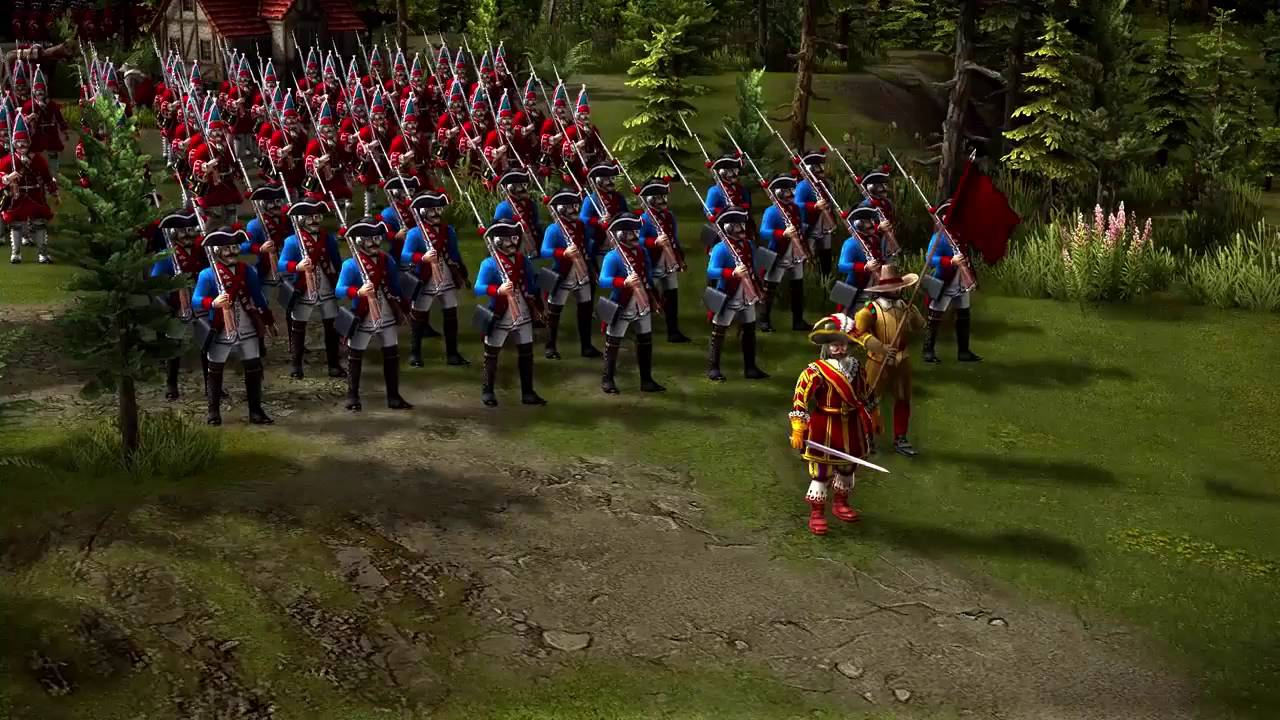 Cossacks 3: the golden age free download « igggames.
