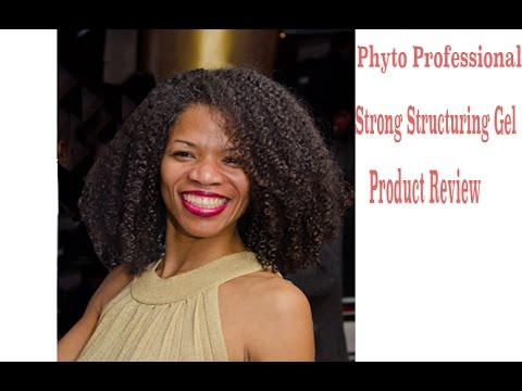 Phyto Professional Strong Structuring Gel Review | Wash N Go