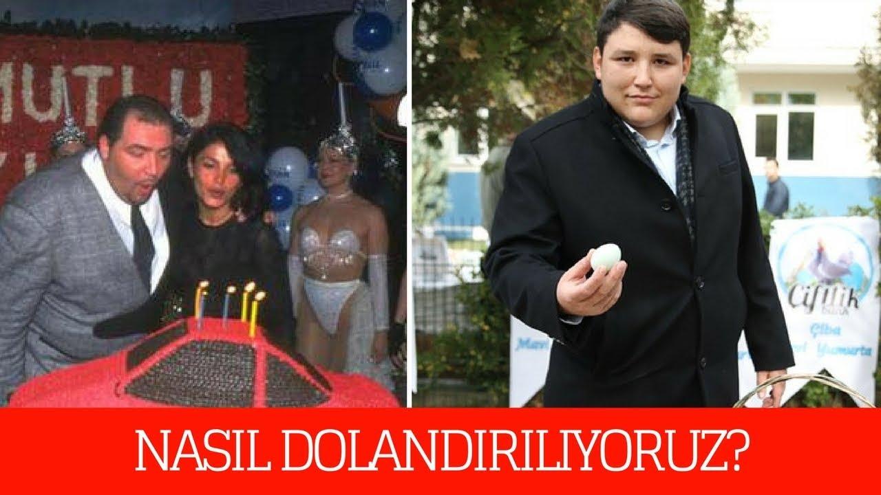 Nasıl Dolandırılıyoruz? Çiftlik Bank'tan Sülün Osman'a Türkiye'nin En Ünlü Dolandırıc