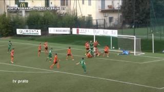 Porta Romana-Baldaccio Bruni 0-0 Eccellenza Girone B