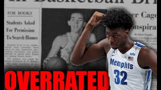 Why James Wiseman is OVERRATED | 2020 NBA Draft Scouting Report