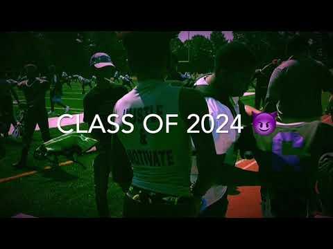Michael Barron class of 2024 Miller Grove Middle School ????!