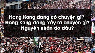 Làm sáng tỏ biểu tình ở Hong Kong