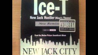 Ice-T - New Jack Hustler (Sax Mix)
