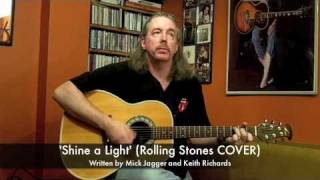 Shine a Light - Rolling Stones COVER
