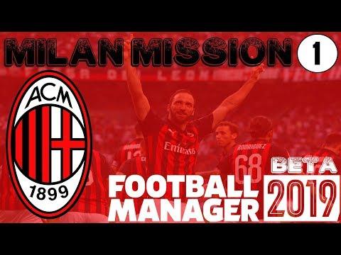 FM19 | Milan