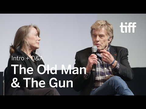 THE OLD MAN & THE GUN Cast and Crew Q&A | TIFF 2018