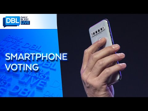 Voting On Your Smartphone: Good Or Bad Idea?