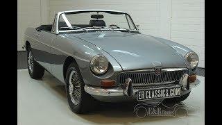 MG B cabriolet 1970-VIDEO- www.ERclassics.com