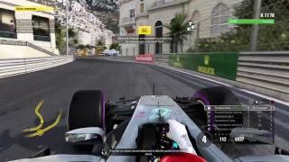 F1 2017 Gran Prix Monaco online race