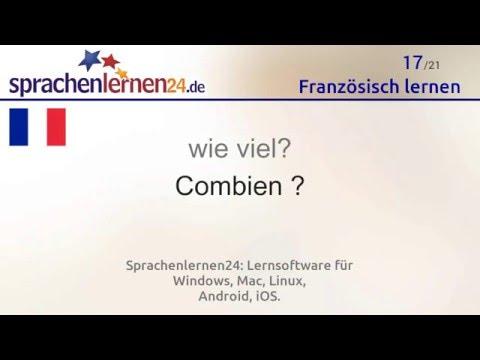 Sich vorstellen: Name, Alter und Nationalität | Französisch | Konversation von YouTube · Dauer:  1 Minuten 4 Sekunden