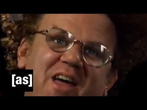 Fear Intro | Check It Out! With Dr. Steve Brule | Adult Swim