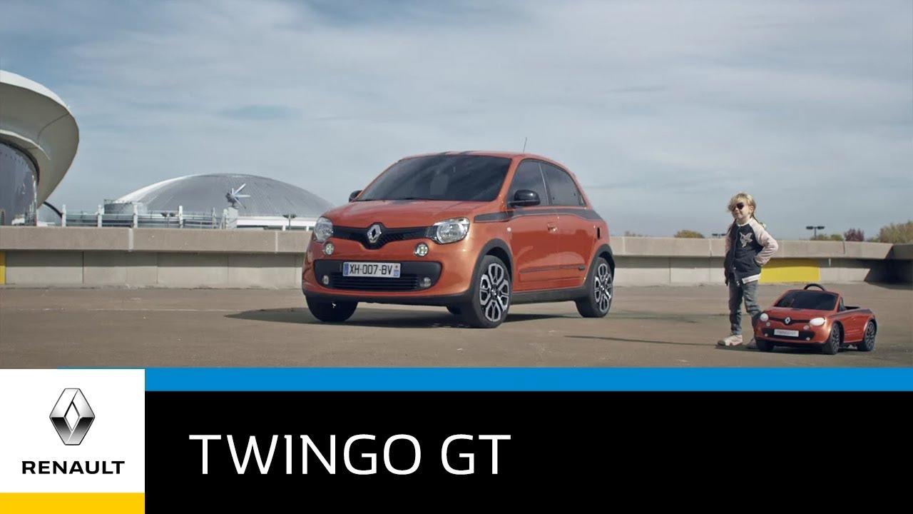 1. Nowe Renault TWINGO Zwrotność i energia