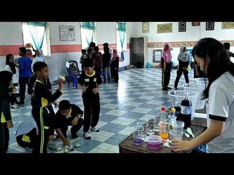 ENGLISH HIGHLY IMMERSIVE PROGRAM HIP AND DUAL LANGUAGE DLP OUTREACH ACTIVITY IN SK SUNGAI LESONG