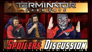 Terminator: Dark Fate ANGRY RANT! - [Spoilers Discussion!]
