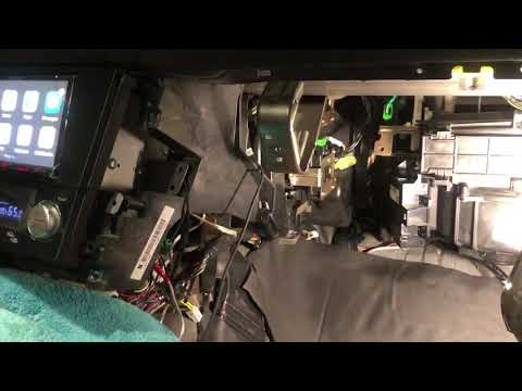 Fixing Temperature Control And Mode Select On A Subaru Legacy With Dual Climate Control