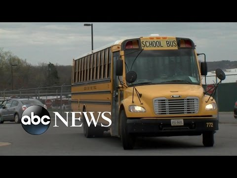 CIA Leaves Explosive Material on a School Bus