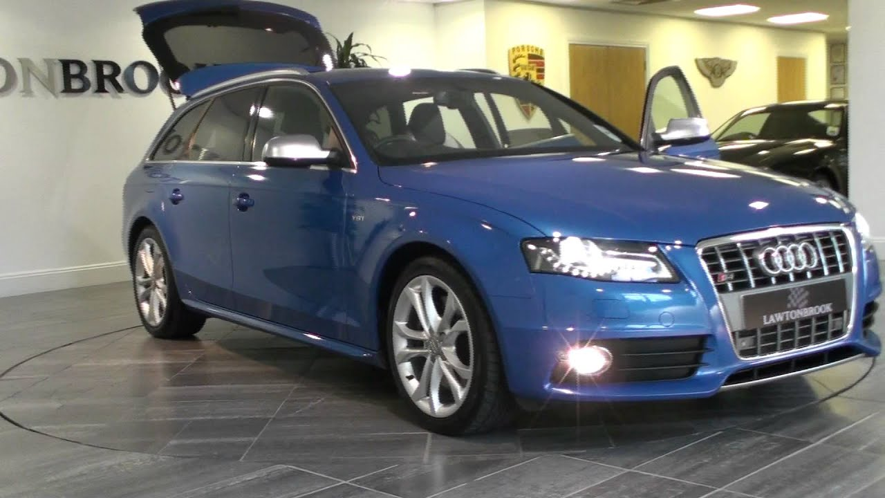 lawton brook audi s4 avant for sale youtube. Black Bedroom Furniture Sets. Home Design Ideas