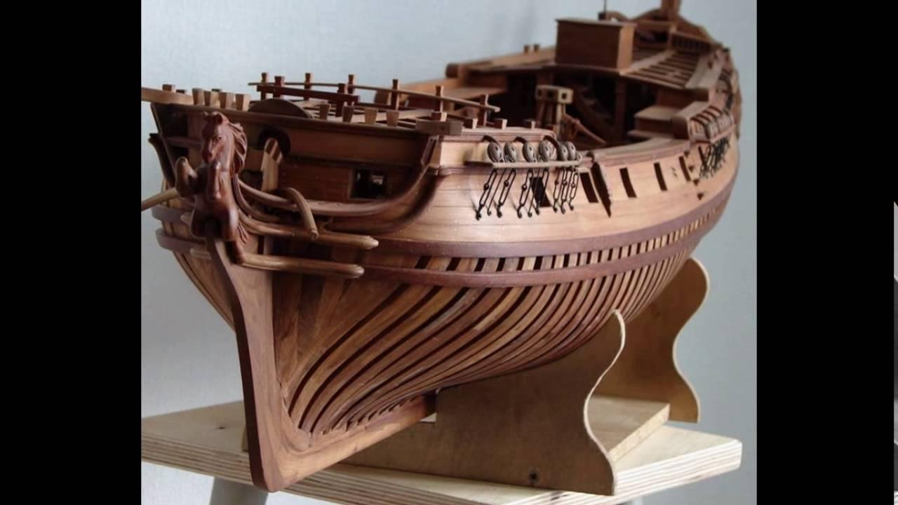 Корабль из фанеры своими руками фото 359