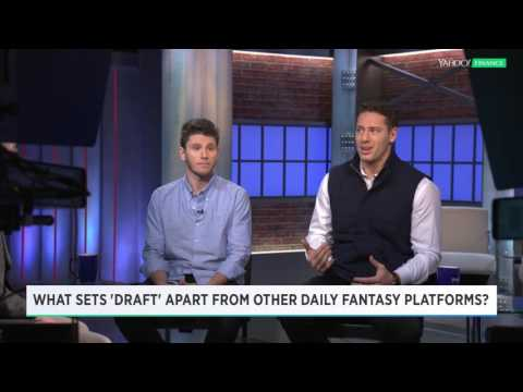 DRAFT co-CEO's Jeremy Levine and Jordan Fliegel on Yahoo Finance's Sportsbook
