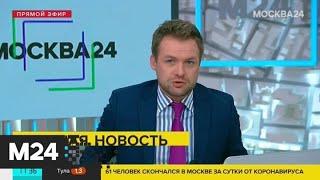 В Подмосковье рестораны и ТЦ откроют в последнюю очередь - Москва 24