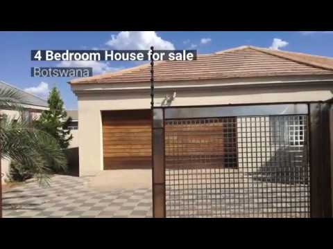 4 Bedroom House for sale in Botswana - TwanaHome.com