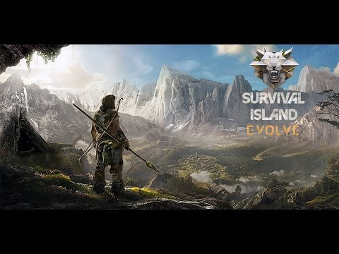 ВЫЖИВАЛКА НА АНДРОЙД   Survival Island Evolve