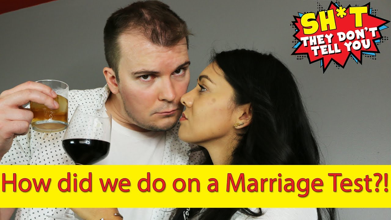 Putting our marriage to the test on our 4th wedding anniversary | STDTY 164