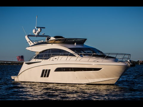2016 Sea Ray 510 Flybridge Yacht For Sale at MarineMax Venice