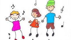 Sunneschtraal, tanz emaal | Martina's Eltern-Kind-Singen