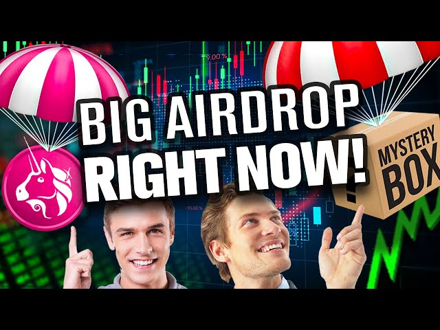 "BIG ""Airdrop"" Right Now!!! That Could Rival Uniswap!??"