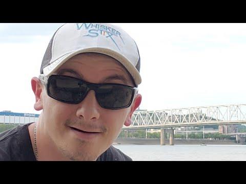 Ohio River Bank Fishing. WE'RE BACK!