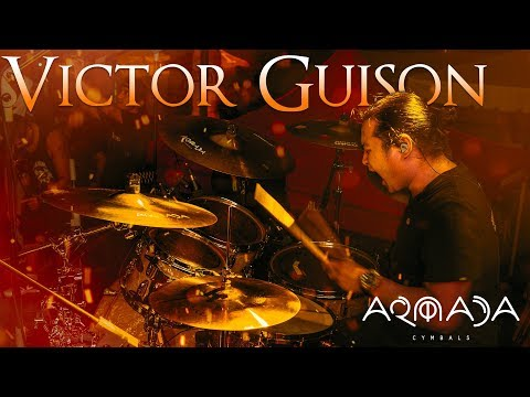 Victor Guison Of FRANCO Philippines Drumcam (GoPro Hero 7 Audio)