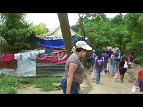 Honduras Prays: Local Ministry & Evangelism Footage (2012)