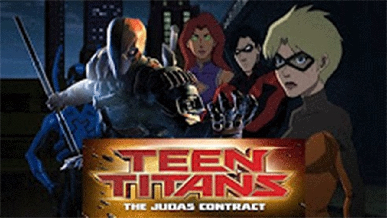 Watch Teen Titans: The Judas Contract HD Online Free