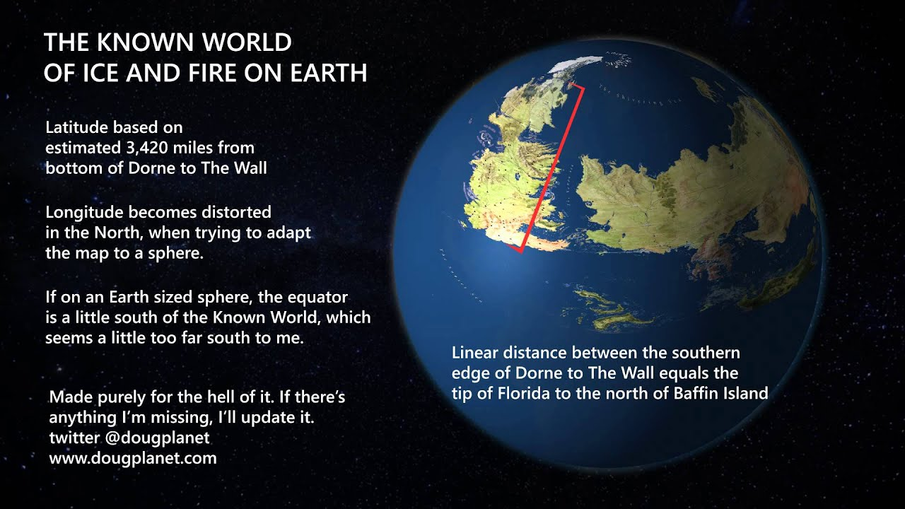 Westeros on rotating earth youtube westeros on rotating earth gumiabroncs Images