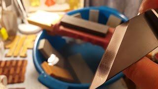 Как правильно заточить нож: точильные инструменты, процесс заточки и шлифовки (видео)