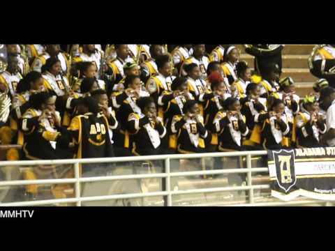 ALABAMA STATE MARCHING BAND 2016