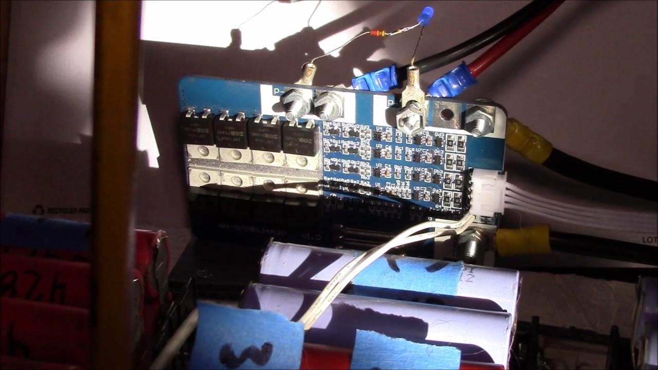 Power Shelf, BMS Installation - YouTube