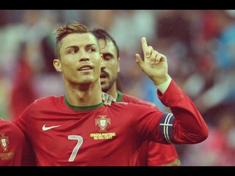 Cristiano Ronaldo • All In My Head • HD