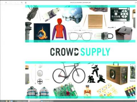 Opportunities for Open Hardware with Crowdfunding