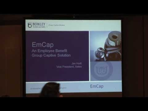 Cypress University 2012: Captive Insurance -- The Next Big Thing in Employee Benefits