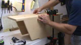 Making An Owl Box : Part 4-b : Assembly (continued)