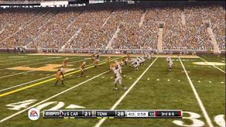 ncaa12 road to glory fast as a fox strong as an ox