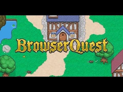 BROWSER QUEST - GOLDEN SET IN 02:50